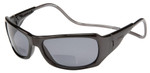 Clic Monarch Black Polarized Bi-Focal Reading Sunglasses