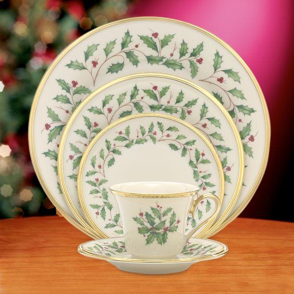 ... lenox-holiday-5-piece-place-setting-146590600.jpg & Lenox China Collection   Nehas China \u0026 Crystal