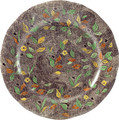 Gien Rambouillet Foliage Dinner Plate 10.3 in.