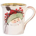 Vietri Old St. Nick Mug 14 oz. OSN_7810B