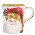 Vietri Old St. Nick Mug 14 oz. OSN_7810C