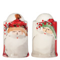 Vietri Old St. Nick Salt & Pepper 3 in. OSN_7808