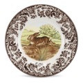 Spode Woodland Rabbit Salad Plate 8 in.