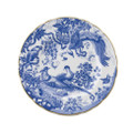 Royal Crown Derby Blue-Aves-Salad-Plate-8-in. AVEBB00096