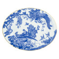 Royal Crown Derby Blue-Aves-Oval-Platter-13-in. AVEBB00109