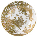 Royal Crown Derby Gold-Aves-Round-Chop-Dish AVEGO00166