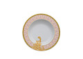 Versace Byzantine Dreams Rim Soup Plate 8.5 in.