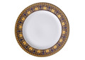 Versace Medusa Blue Salad Plate 8.5 in.