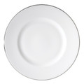 Vera Wang Wedgwood Blanc Sur Blanc Accent Plate 9 in 50108301006