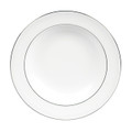 Vera Wang Wedgwood Blanc Sur Blanc Soup Plate 9 in 50108301012
