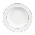 Vera Wang Wedgwood Blanc Sur Blanc Pasta Plate 11.25 in 50108302234