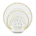 Vera Wang Wedgwood Gilded Leaf 5-piece Place Setting 5C101107730