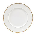 Vera Wang Wedgwood Gilded Leaf Dinner Plate 10.75 in 5C101101004
