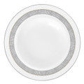 Vera Wang Wedgwood Gilded Weave Platinum Soup Plate 9 in 5C113905105