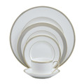 Vera Wang Wedgwood Golden Grosgrain 5-piece Place Setting 50108507730