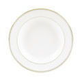 Vera Wang Wedgwood Golden Grosgrain Soup Plate 9 in 50108501012