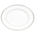 Vera Wang Wedgwood Grosgrain Oval Platter 15.25 in 50146403002
