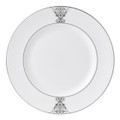 Vera Wang Wedgwood Imperial Scroll Dinner Plate 10.75 in