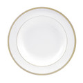 Vera Wang Wedgwood Vera Lace Gold Soup Plate 9 in 50146901012