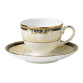 Wedgwood Cornucopia Cup and Saucer