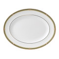 Wedgwood Oberon Oval Platter 13.75 in 50116603001