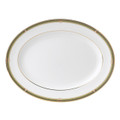 Wedgwood Oberon Oval Platter 15.25 in 50116603002