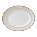Wedgwood Pashmina Oval Platter 13.75 in 5C106903001