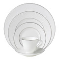 Wedgwood Signet Platinum 5-piece Place Setting 50167100001