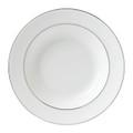 Wedgwood Signet Platinum Rim Soup Bowl 9 in 50167101013