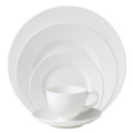 Wedgwood Wedgwood White 5-piece Place Setting 50105400400