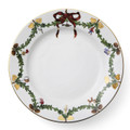 Royal Copenhagen Star Fluted Christmas Salad Plate 8.75 in 1017456