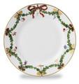 Royal Copenhagen Star Fluted Christmas Dessert Plate 7.5 in 1017455