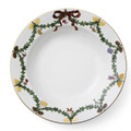Royal Copenhagen Star Fluted Christmas Soup Plate 8.25 in 1017454