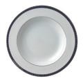 Bernardaud Athena Navy Rim Soup Bowl 9 in