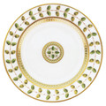 Bernardaud Constance Green Dinner Plate 10.2 in