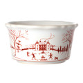 Juliska Country Estate Winter Frolic Ruby Ramekin 4 in CE12/73