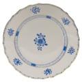 Herend Blue Garden Dinner Plate 10.5 in WB-3--01524-0-00