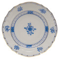 Herend Blue Garden Bread and Butter Plate 6 in WB-3--01515-0-00