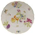 Herend Antique Iris Dinner Plate No.4 10.5 in CIR---01524-0-04