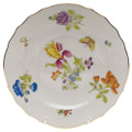 Herend Antique Iris Salad Plate No.2 7.5 in CIR---01518-0-02