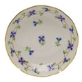 Herend Blue Garland After Dinner Saucer 4.5 in PBG---00711-1-00