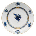 Herend Chinese Bouquet Black Sapphire Bread and Butter Plate 6 in AB3-X101515-0-00