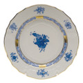 Herend Chinese Bouquet Blue Bread and Butter Plate 6 in AB----01515-0-00