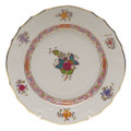Herend Chinese Bouquet Multicolor Bread and Butter Plate 6 in AF----01515-0-00