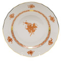 Herend Chinese Bouquet Rust Dessert Plate 8.25 in AOG---01520-0-00
