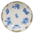 Herend Fortuna Blue Bread and Butter Plate 6 in VBOB--01515-0-00