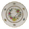 Herend Indian Basket Dinner Plate 10.5 in FD----01524-0-00