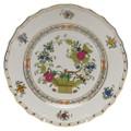 Herend Indian Basket Salad Plate 7.5 in FD----01518-0-00