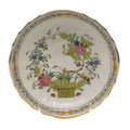 Herend Indian Basket Canton Saucer 5.5 in FD----01726-1-00
