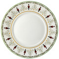 Bernardaud Grenadiers Dinner Plate 10.2""
